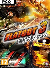 Flatout 3 Chaos and Destruction MULTi8-PROPHET
