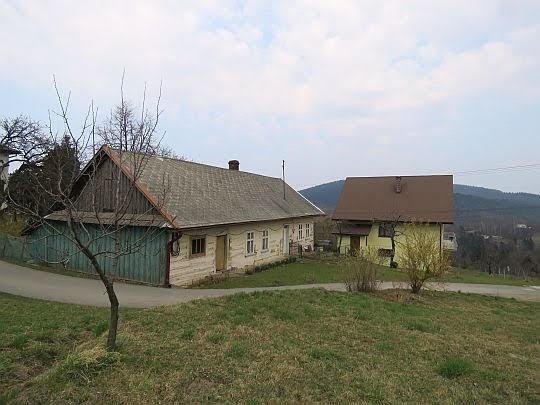 Górskie przysiólki Żegociny.