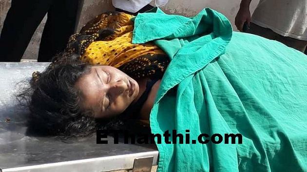 கும்பகோணம் கல்லூரியில் மாணவி மரணம்   The death of a college student in Kumbakonam !