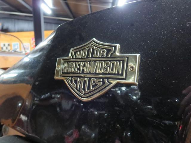 Harley-Davidson XLCR Tank
