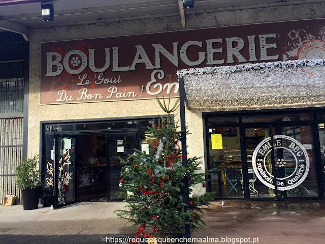 Boulangerie, Avignon