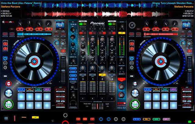 DESCARGA AQUI ESTE SKIN DEL VIRTUAL DJ 8