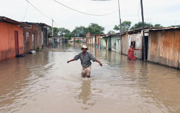 Inundaciones afectan a miles en zona devastada por minería en Perú
