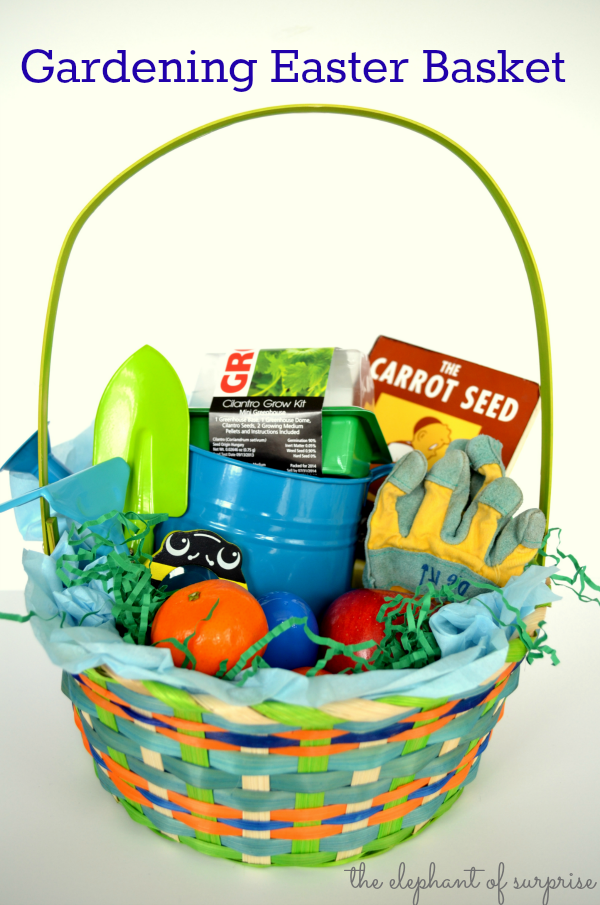 250 NonCandy Easter Basket Ideas For Kids From Babies To
