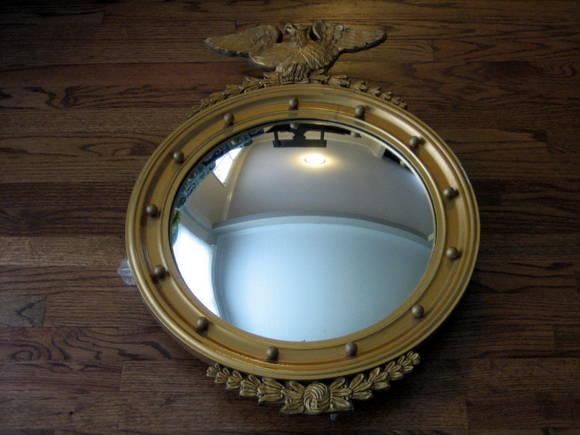 Nautical Porthole Mirror
