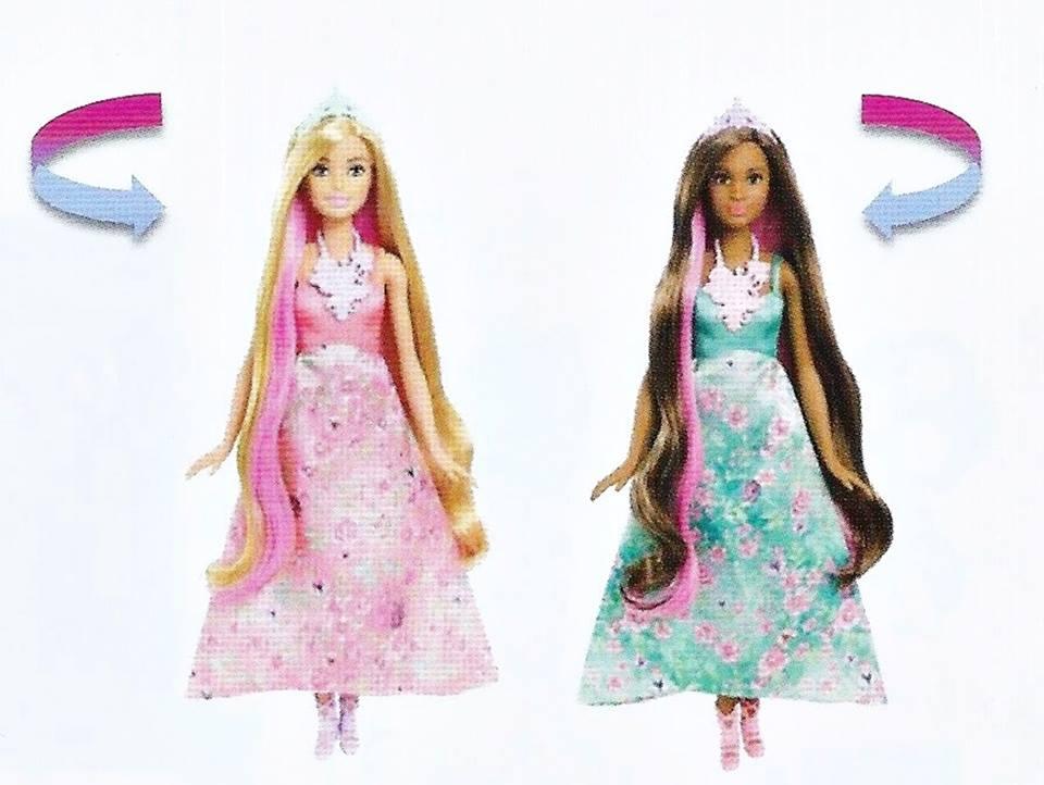 Barbie Fashion Hair Games 2017