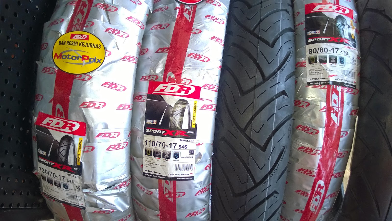 palex motor parts: fdr tire for motorcycle