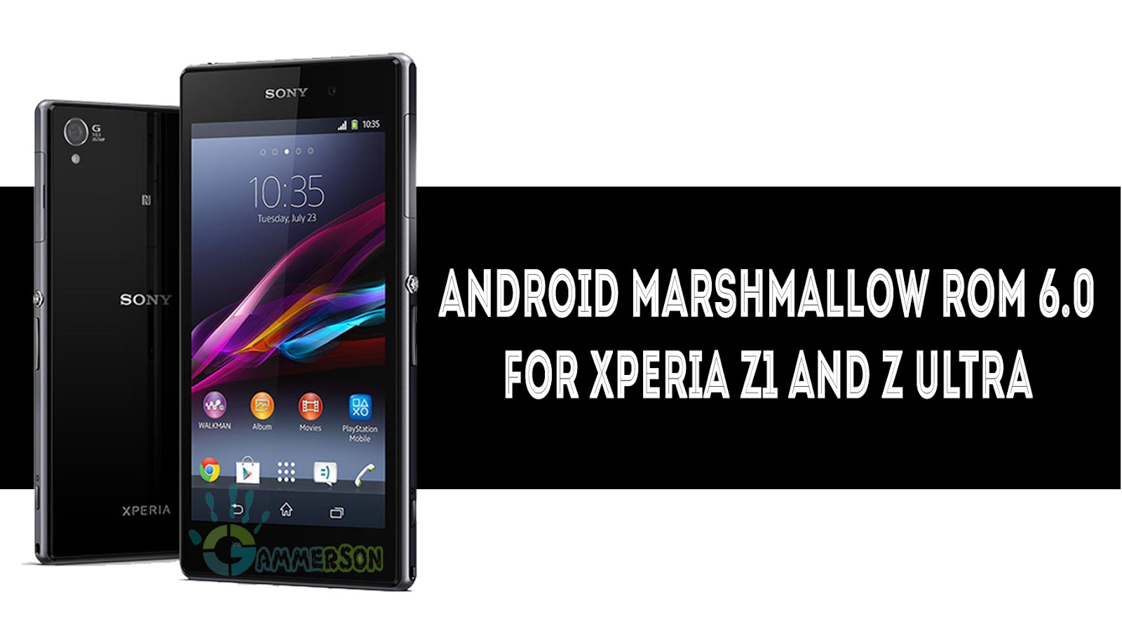 ROM] Download Android M 6 0 On Xperia Z1/ Z Ultra AOSP