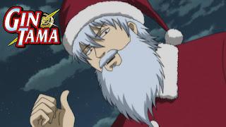 Anime - O Verdadeiro Papai Noel   Gintama