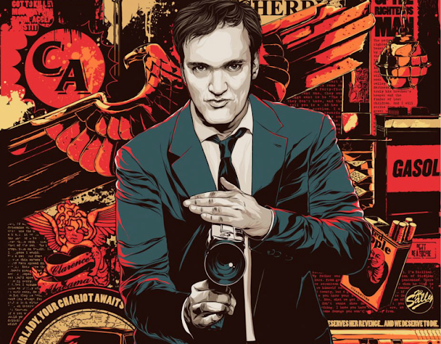 Biodata Quentin Tarantino