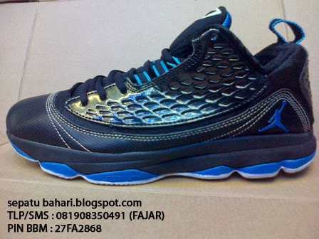 new concept 9e190 27b00 Model Air Jordan CP6 AEWarna Black .