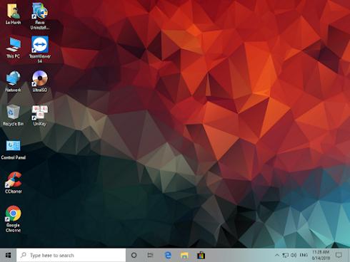 Bộ cài Windows 10 Enterprise, Version 1903, OS Build 18362.295 (64-bit)