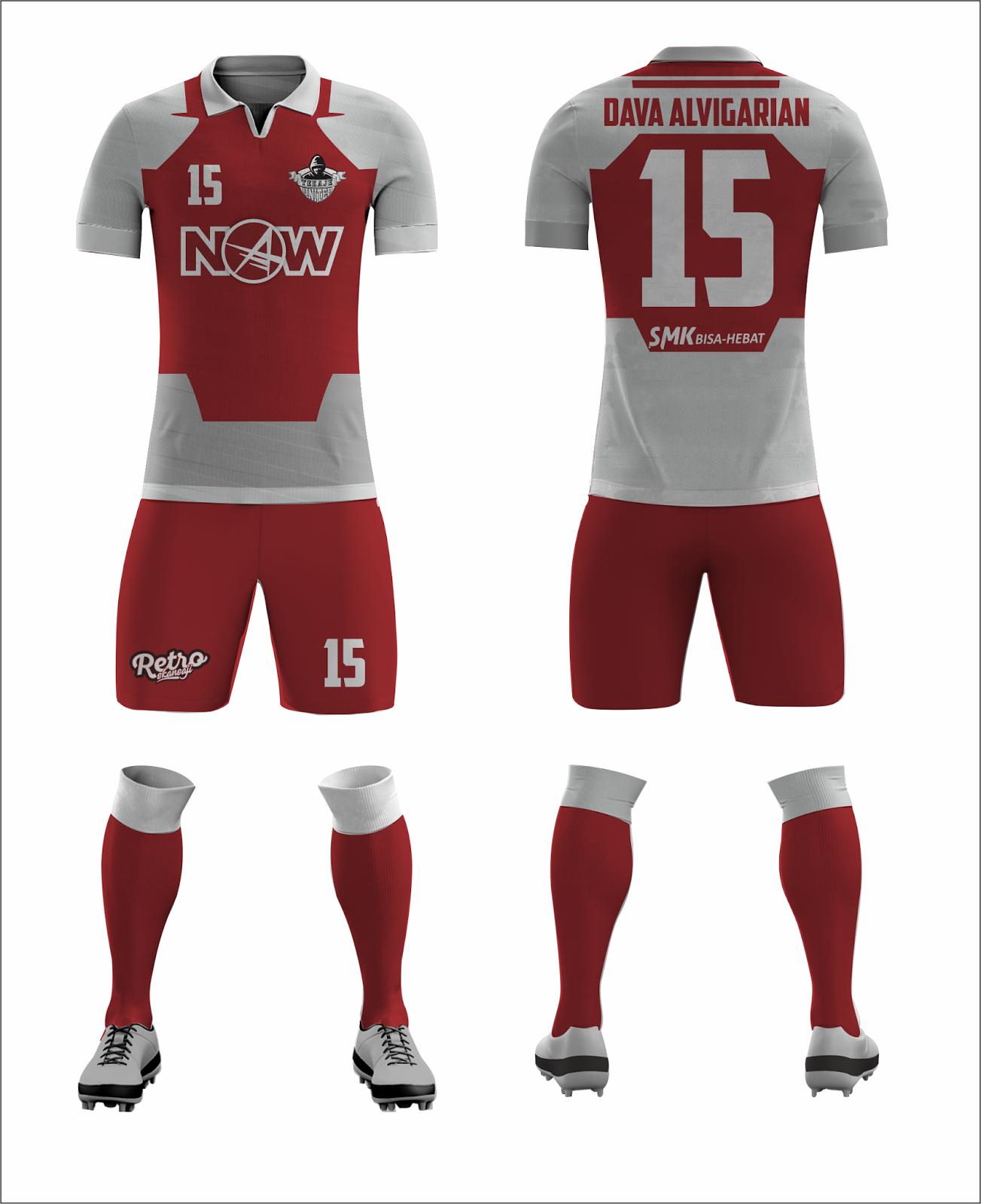 Download Jersey Sepak Bola - Jersey Kekinian Online