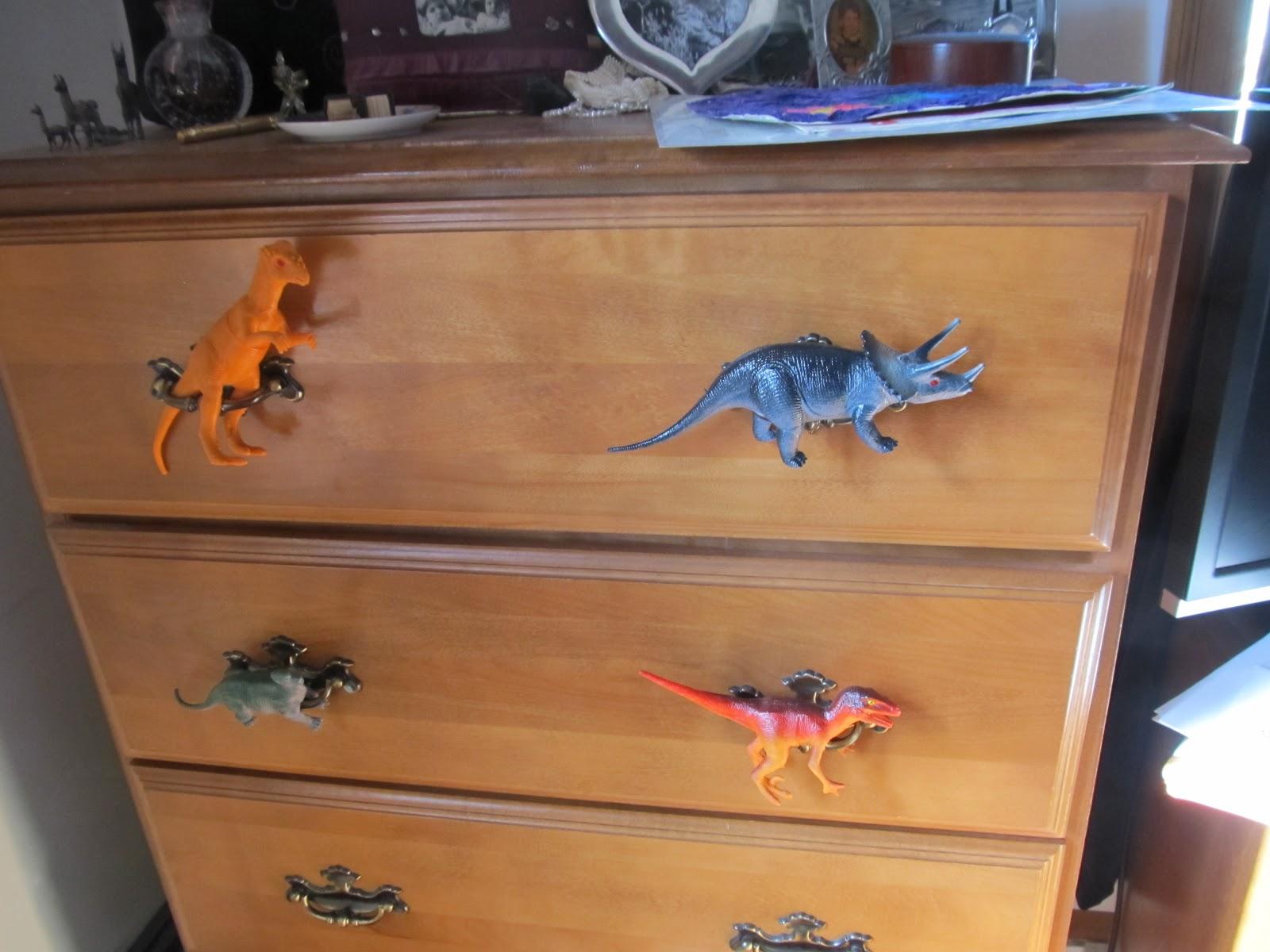 David Scrimshaw S Blog Dinosaur Drawer Pulls