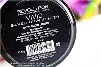 inci strobe highlighter illuminante makeup revolution