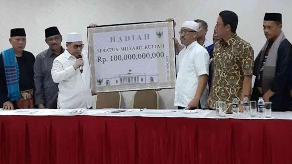 Relawan Jokowi Jawab BPN soal Sayembara Rp 100 M: Tunggu Validasi Bawaslu