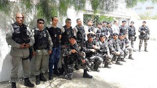 Comandante do 9° BPM e novo delegado se reúnem e mostram unidade no combate a criminalidade