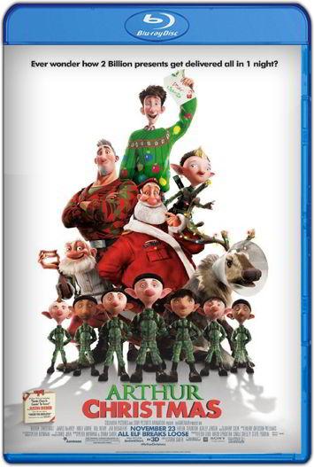 Arthur Christmas Operación Regalo (2012) HD 1080p Latino