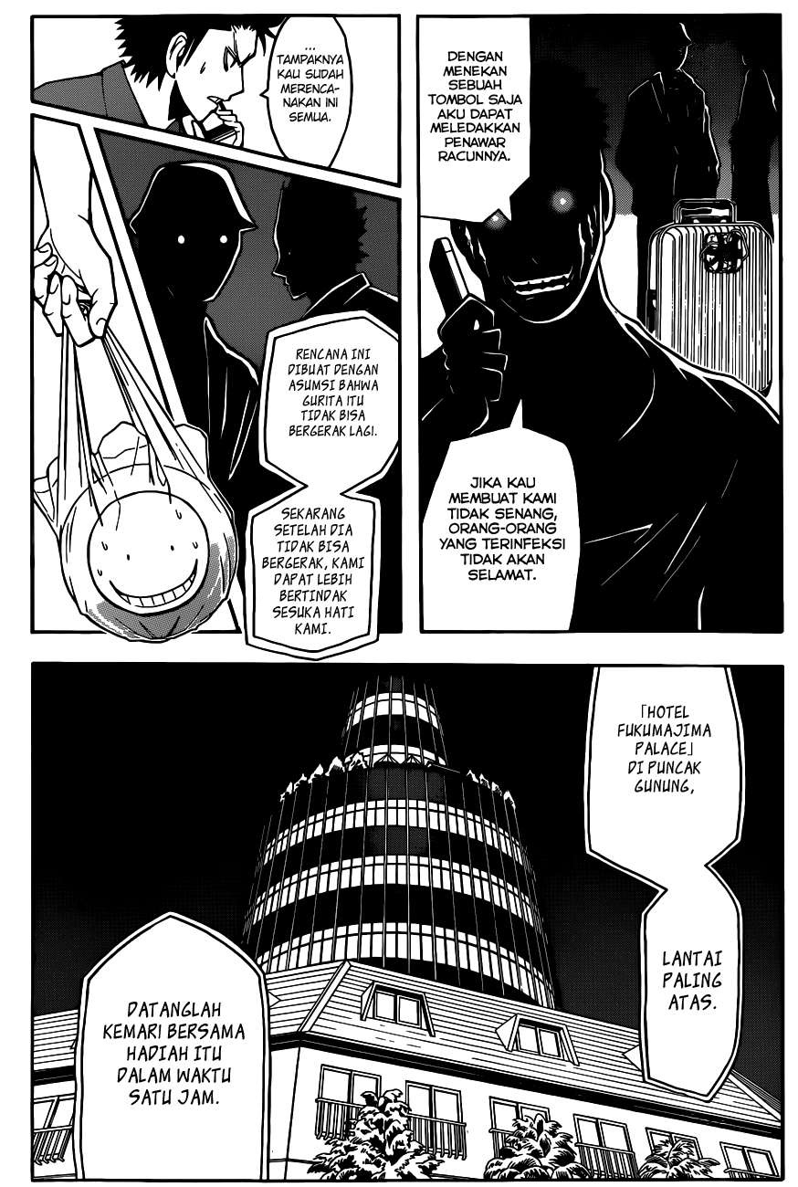 Komik assassination classroom 061 - waktunya iblis 62 Indonesia assassination classroom 061 - waktunya iblis Terbaru 2|Baca Manga Komik Indonesia|