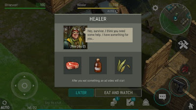 Healer Last Day On Earth