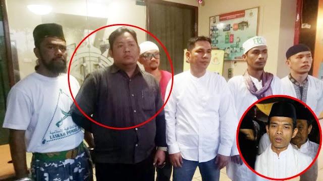 Disebut Keturunan Dajal, UAS Minta Polda Riau Tetap Proses JB
