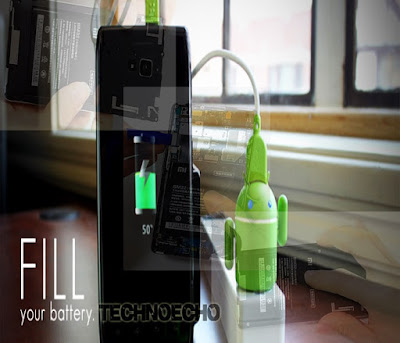 cara mengatasi baterai hp android ngedrop
