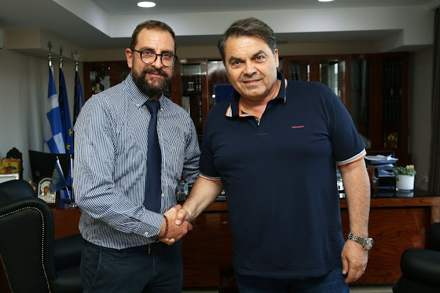 Σύμφωνο συνεργασίας μεταξύ του Δήμου Άργους Μυκηνών και του Πανεπιστημίου Λευκωσίας