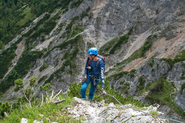 Klettersteig Ramsau : Via ferrata dachstein highlight für klettersteiggeher in
