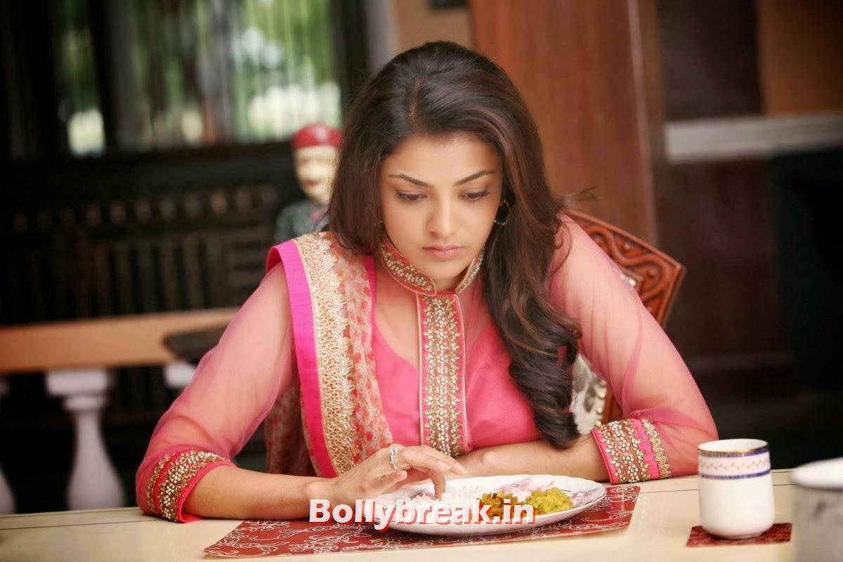 Kajal Agarwal In Punjabi Suit - 9 Pics-4350