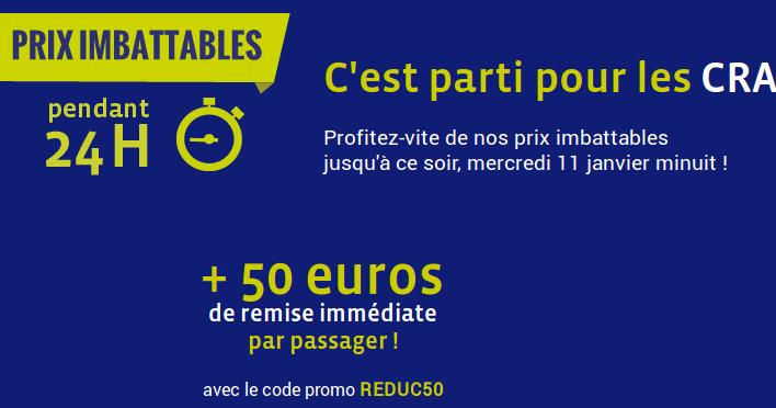 Crazy solde corsair vente flash promo air bons plans pr - Vente flash c discount ...