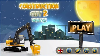 Game Construction City 2 Winter App