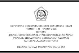 Download POS UAMBN Tahun Pelajaran 2017-2018