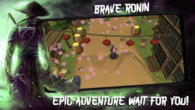 BRAVE RONIN – THE ULTIMATE SAMURAI WARRIOR APK FOR ANDROID