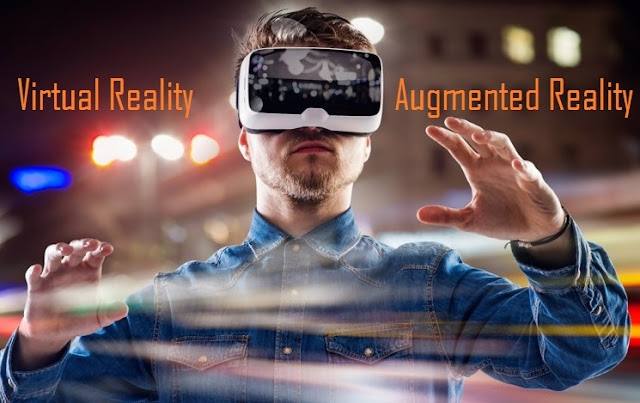 Virtual Reality (VR) & Augmented Reality (AR) - The Growth [Infographic]