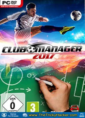 Club Manager 2017 Free Download Full Version Game PC