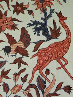Motif Batik Hewan : motif, batik, hewan, Gambar, Contoh, Motif, Batik, Hewan, Selendang, Tulis, Binatang, Hutan, Ukuran, Rebanas