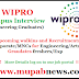 WIPRO TRB Engineering Recruitment 2018 - Wipro Campus Engineering Graduates Apply online