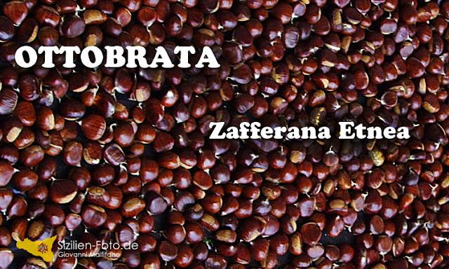 Ottobrata Zafferanese in Zafferana Etnea