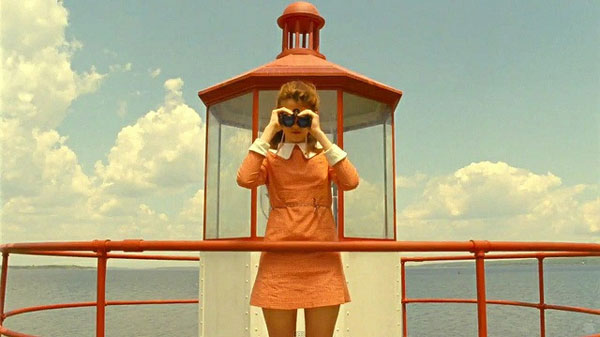 Wes Anderson's Moonrise Kingdom is a great film.