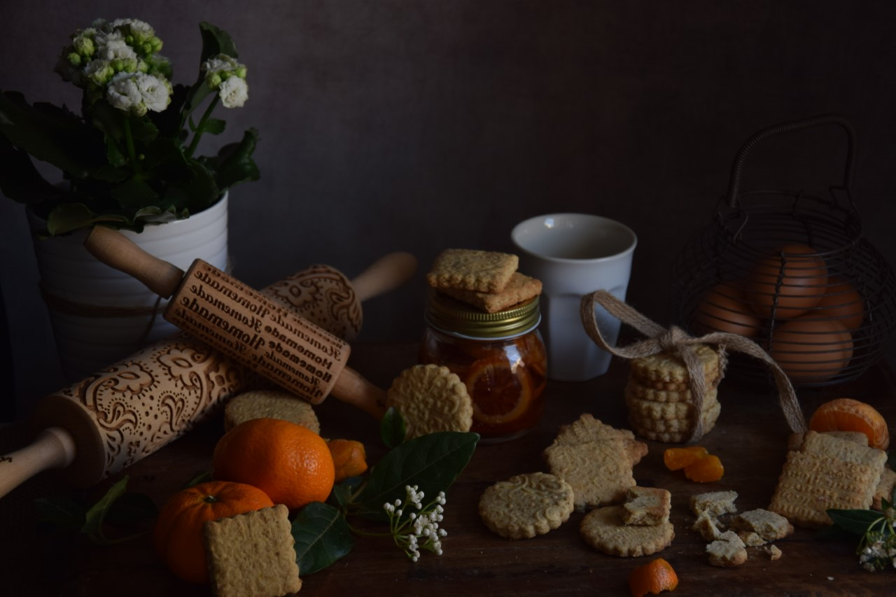 tangerine-digestive-biscuits, galletas-digestive-de-mandarina