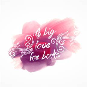 A big love for books