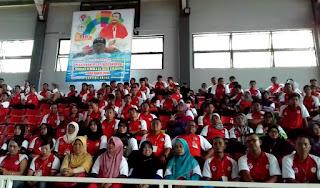 KONI Kota Cirebon Berikan Pelatihan Kepada IGORA