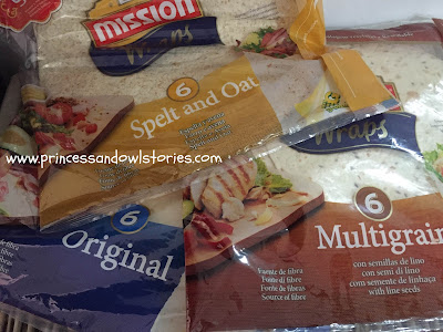 Sello de calidad: Mission Wraps + receta con Camemebert y fresa