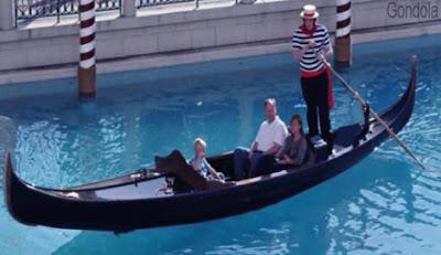 Gondola, ভেনিস-নৌকা