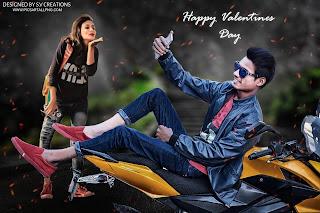 Picsart Valentine Day CB Editing|14 Febuary Picsart Editing|Picsart Valentine Day Editing 2018