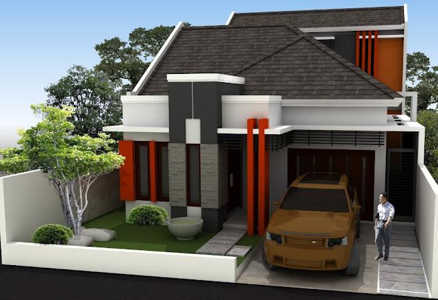 rumah minimalis lantai 1 terbaru