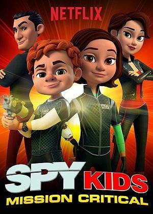 Pequenos Espiões - Missão Crítica Torrent Download   1080p