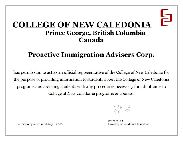 Study at College of New Caledonia