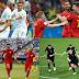 Chegou a hora das Semifinais da Copa do Mundo !! De 32 seleções, restaram 04 que continuam sonhando com o maior título do Futebol Mundial !!