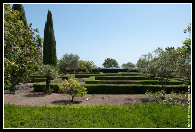 Jardín Medina Azahara